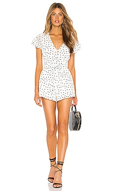 Raylyn Romper Privacy Please $148