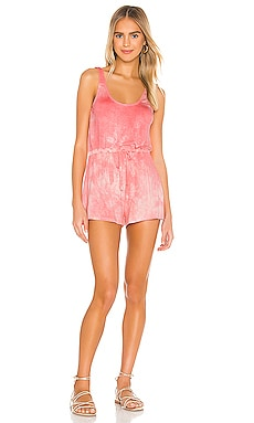 Sunset Romper Privacy Please $120