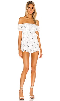 Charlotte Romper Privacy Please $60