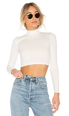 Perks Crop Top Privacy Please $68