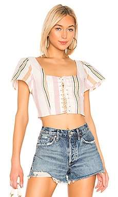 Lorelei Top Privacy Please $17 (FINAL SALE)