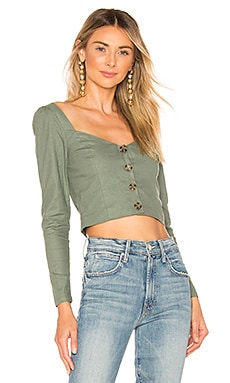 Блузка althea - Privacy Please, Серовато-зеленый, Рубашки
