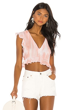 Rancho Crop Top Privacy Please $88 BEST SELLER