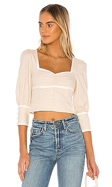 Corinne Top Privacy Please $120 NEW ARRIVAL