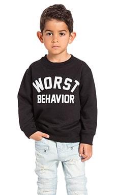 Worst Behavior Sweatshirt
