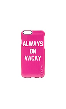 Private Party Always on Vacay Phone Case in Pink