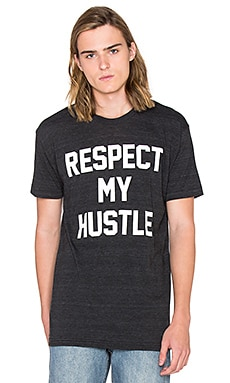 T-SHIRT RESPECT MY HUSTLE