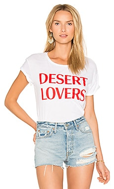 Desert Lovers Tee in White