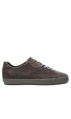Greenwich Leather en Charcoal Monochrome