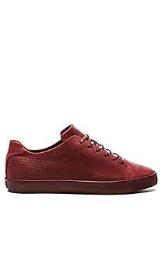Pony Greenwich Leather in Oxblood