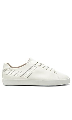 Pony Greenwich Leather in White