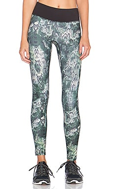 PRISMSPORT Legging in Anaconda