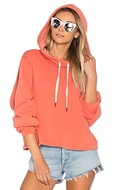 Pierce Cold Shoulder Sweatshirt