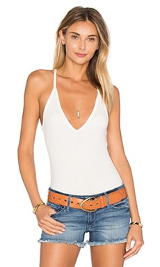 Project Social T Ammie Cami in Ivory