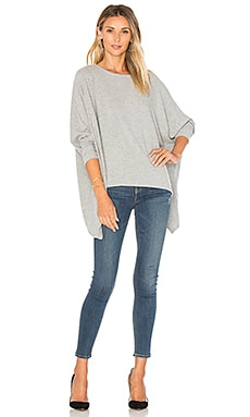 Sunday Slouchy Dolman in Grey