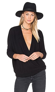 Close To Me Surplice Top