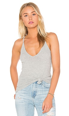 Project Social T Ammie Cami in Heather Grey