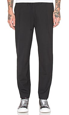 Public School Track Pant in Black