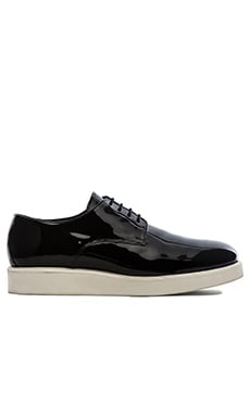 Public School Patent Creeper in Black