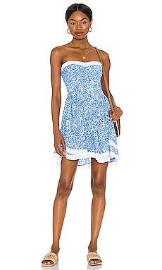 Claire Dress Poupette St Barth $340 NEW