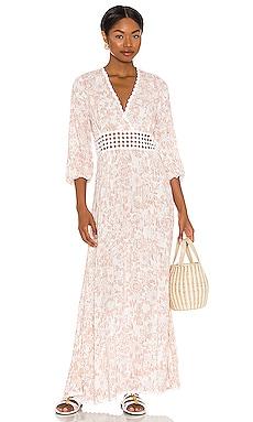 Joan Maxi Dress Poupette St Barth $450 Sustainable