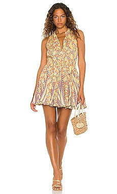 Lisa Mini Dress Poupette St Barth $238