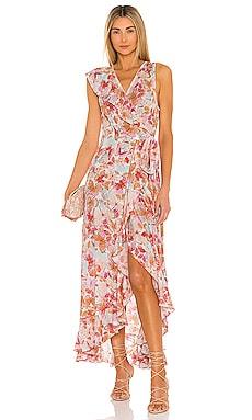 Gwen Maxi Dress Poupette St Barth $320 Sustainable