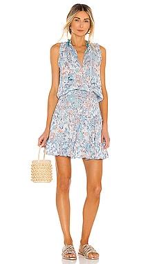 Clara Mini Dress Poupette St Barth $320