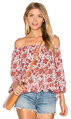 Eva mini blouse - Poupette St Barth