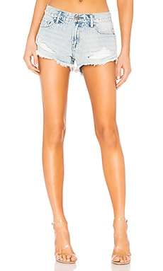 Gigi Low Rise Cut Off PISTOLA $88