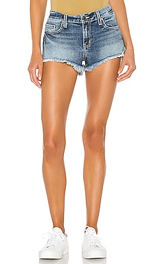 Gigi Low Rise Cut Off Short PISTOLA $108