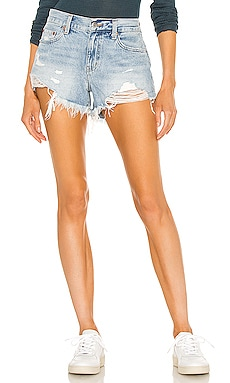 Gigi Low Rise Cut Off PISTOLA $98