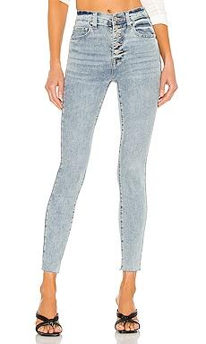 Aline High Rise Skinny PISTOLA $83