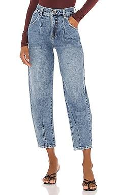 Широкие брюки maddy - PISTOLA Широкие и расклешенные фото