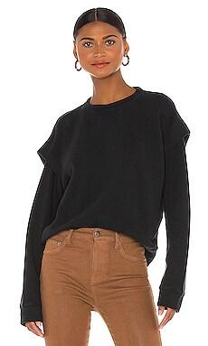 Lenora Sweatshirt PISTOLA $108 NEW