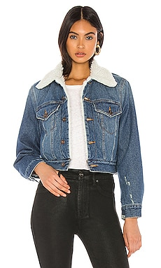 Madison Sherpa Jacket PISTOLA $104