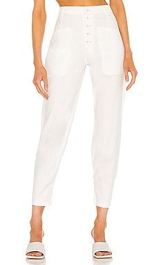 Tammy High Rise Trouser PISTOLA $108 BEST SELLER