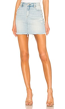 Sierra High Rise Pencil Skirt PISTOLA $69