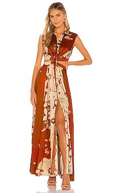 ROBE MAXI TRELLY Petersyn $335