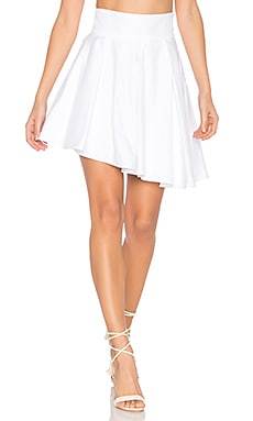 Emmett Skirt in White