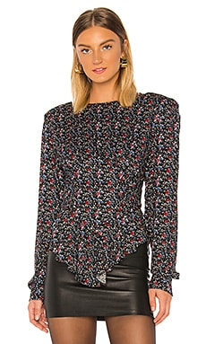 Nicola Blouse Petersyn $239 NEW ARRIVAL