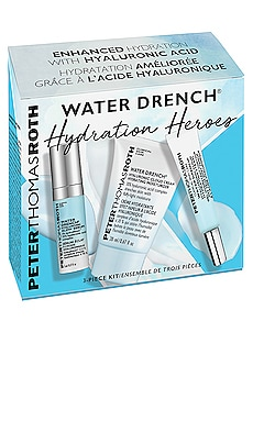 Water Drench Hydration Heroes Kit Peter Thomas Roth $15