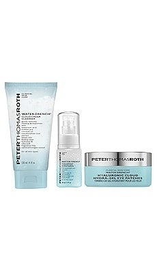 x REVOLVE Water Drench Bundle Peter Thomas Roth $99