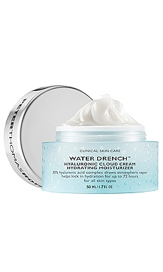 Water Drench Hyaluronic Cloud Cream Hydrating Moisturizer Peter Thomas Roth $52