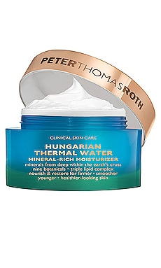 Hungarian Thermal Water Mineral Rich Moisturizer Peter Thomas Roth $58 BEST SELLER