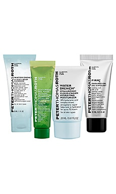 НАБОР ДЛЯ ЛИЦА FACIAL ON THE GO Peter Thomas Roth $28