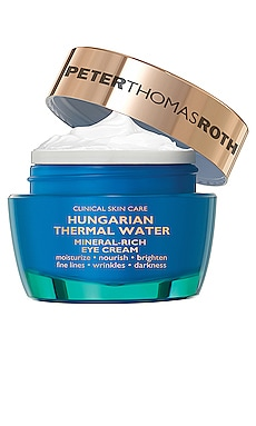 Hungarian Thermal Water Mineral-Rich Eye Cream Peter Thomas Roth $46
