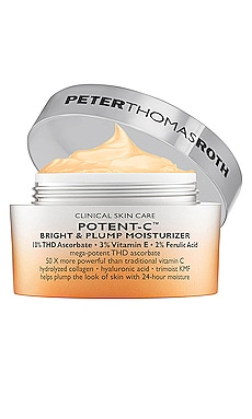Travel Potent-C Bright & Plump Moisturizer Peter Thomas Roth $26