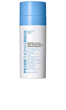 Acne-Clear Oil-Free Moisturizer Peter Thomas Roth $38