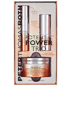 НАБОР POTENT C Peter Thomas Roth $75